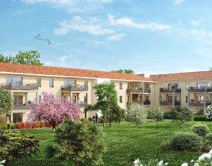 Achat / Vente appartement neuf Aix-en-Provence quartier Saint-Mitre (13090) - Réf. 1725