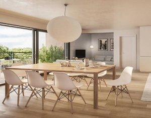 Achat / Vente appartement neuf Aix-en-Provence secteur calme proche école (13090) - Réf. 4868