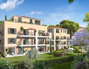 Achat / Vente appartement neuf Aix en Provence secteur de Tamaris (13090) - Réf. 3037