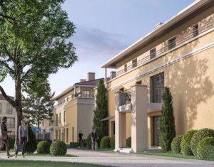 Achat / Vente appartement neuf Aix-en-Provence secteur Puyricard (13090) - Réf. 3023
