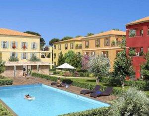 Achat / Vente appartement neuf Aix-la-Duranne quartier calme et résidentiel (13090) - Réf. 4211