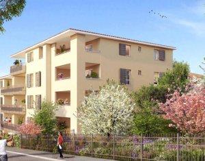 Achat / Vente appartement neuf Allauch cœur village (13190) - Réf. 1928