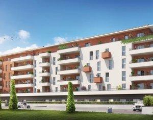 Achat / Vente appartement neuf Aubagne à deux pas du centre (13400) - Réf. 1538
