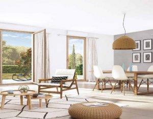 Achat / Vente appartement neuf Châteauneuf-le-Rouge secteur de la Gavotte (13790) - Réf. 4389