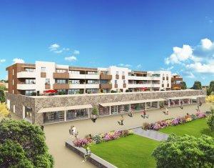 Achat / Vente appartement neuf Gignac la Nerthe au cœur d'un village provençal (13180) - Réf. 1044