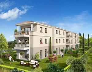 Achat / Vente appartement neuf Gignac-la-Nerthe proche commodités du centre-ville (13180) - Réf. 1047