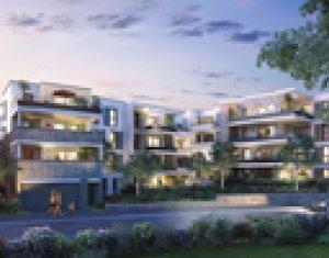 Achat / Vente appartement neuf La Ciotat quartier du Garoutier (13600) - Réf. 2362