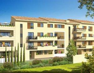 Achat / Vente appartement neuf La Fare les Oliviers au cœur des vignes (13580) - Réf. 544