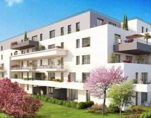 Achat / Vente appartement neuf Marignane proche parc Ferrage (13700) - Réf. 778