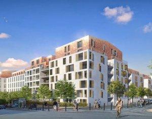 Achat / Vente appartement neuf Marseille 02 Place de la Joliette TVA réduite (13002) - Réf. 5735