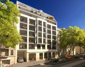 Achat / Vente appartement neuf Marseille 04 proche tramway (13005) - Réf. 554
