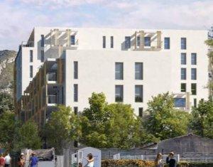Achat / Vente appartement neuf Marseille 10 collines Saint Tronc (13010) - Réf. 4850