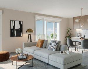 Achat / Vente appartement neuf Marseille 10 résidence intimiste à la Capelette (13010) - Réf. 6240