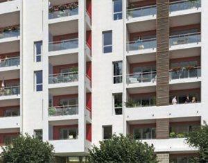 Achat / Vente appartement neuf Marseille 10 Timone - Architecture contemporaine (13010) - Réf. 2915