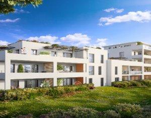 Achat / Vente appartement neuf Marseille 11 au calme en plein cœur du village (13011) - Réf. 3320