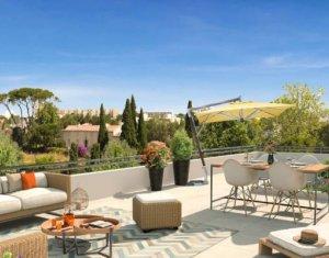 Achat / Vente appartement neuf Marseille 11 au cœur d'un parc privé (13011) - Réf. 3466