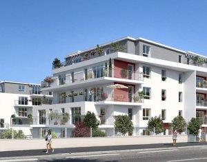 Achat / Vente appartement neuf Marseille 11 proche écoles (13011) - Réf. 1372