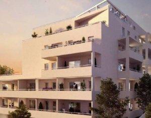 Achat / Vente appartement neuf Marseille 12 au cœur du secteur des Caillols (13012) - Réf. 3462