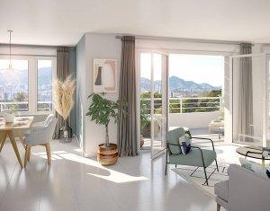 Achat / Vente appartement neuf Marseille 12 petit programme au milieu de la verdure (13012) - Réf. 6236
