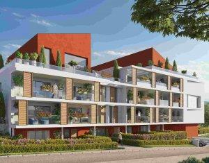 Achat / Vente appartement neuf Marseille 12 proche ligne de tramway (13011) - Réf. 3073