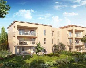 Achat / Vente appartement neuf Marseille 12 secteur Montolivet (13012) - Réf. 2941