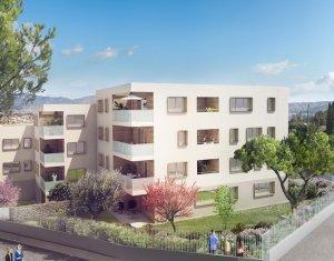 Achat / Vente appartement neuf Marseille 13 Les Hauts Comtesse (13013) - Réf. 2367