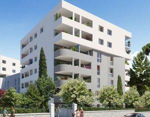 Achat / Vente appartement neuf Marseille 13 proche centre commercial (13013) - Réf. 2114