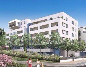 Achat / Vente appartement neuf Marseille 13 proche village de la Croix Rouge (13013) - Réf. 847
