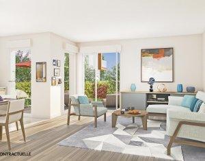 Achat / Vente appartement neuf Marseille 14 Les Hauts de Sainte Marthe (13014) - Réf. 2696