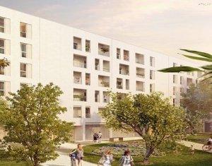 Achat / Vente appartement neuf Marseille 15 en plein centre quartier Euroméditerranée (13015) - Réf. 1036