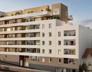 Achat / Vente appartement neuf Marseille 4 à proximité du Parc Longchamp (13004) - Réf. 5254