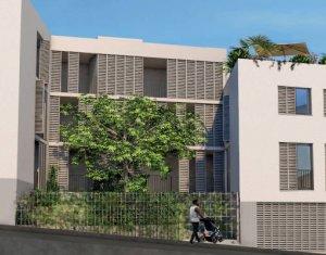Achat / Vente appartement neuf Marseille 4ème au pied du Palais Longchamp (13004) - Réf. 5742