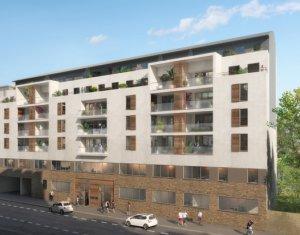 Achat / Vente appartement neuf Marseille 5 proche des transports en commun (13005) - Réf. 969