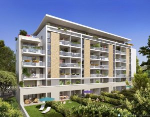 Achat / Vente appartement neuf Marseille 9 quartier du Cabot (13009) - Réf. 813