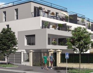 Achat / Vente appartement neuf Marseille 9 Sainte Marguerite résidence de privilège (13009) - Réf. 2652