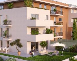 Achat / Vente appartement neuf Marseille 9e Le Cabot (13009) - Réf. 1482