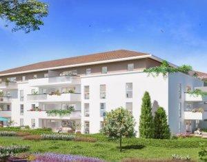 Achat / Vente appartement neuf Marseille à 1 minute du bus (13013) - Réf. 4869