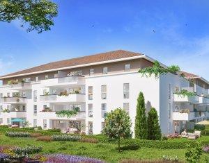 Achat / Vente appartement neuf Marseille à 1 minute du bus (13013) - Réf. 3876