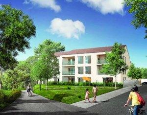 Achat / Vente appartement neuf Marseille au coeur du secteur de Saint-Jérôme (13013) - Réf. 3972