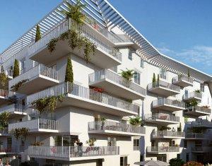 Achat / Vente appartement neuf Marseille cœur du 9e arrondissement (13009) - Réf. 2978