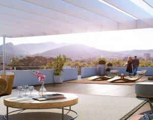 Achat / Vente appartement neuf Marseille cœur du 9e arrondissement (13009) - Réf. 4326