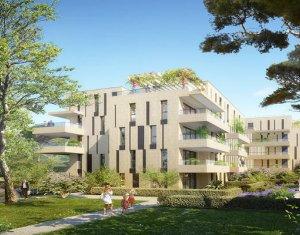Achat / Vente appartement neuf Marseille proche Parc Borély (13008) - Réf. 3639