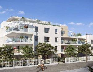 Achat / Vente appartement neuf Marseille quartier calme de Mazargues (13009) - Réf. 4989