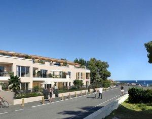 Achat / Vente appartement neuf Martigues face au Port Carro (13500) - Réf. 2111
