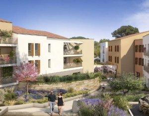 Achat / Vente appartement neuf Meyreuil aux portes d'Aix-en-Provence (13590) - Réf. 4393