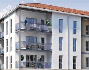 Achat / Vente appartement neuf Miramas à deux pas de la Place Jourdan (13140) - Réf. 2972