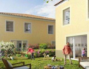 Achat / Vente appartement neuf Miramas en bordure de la Crau TVA réduite (13140) - Réf. 128