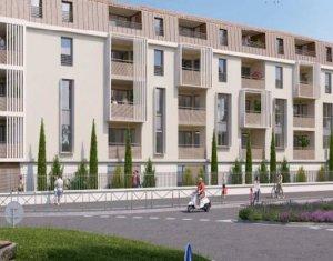 Achat / Vente appartement neuf Miramas proche commerces et transports (13140) - Réf. 3889