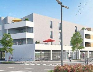 Achat / Vente appartement neuf Miramas secteur très prisé résidentiel (13140) - Réf. 1308