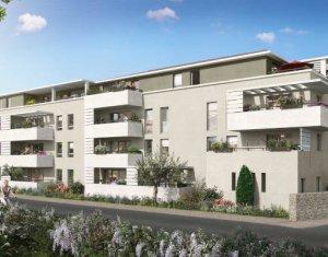 Achat / Vente appartement neuf Pélissanne à 10 min de Salon-de-Provence (13330) - Réf. 5997